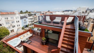 Idea Rooftop Deck Design