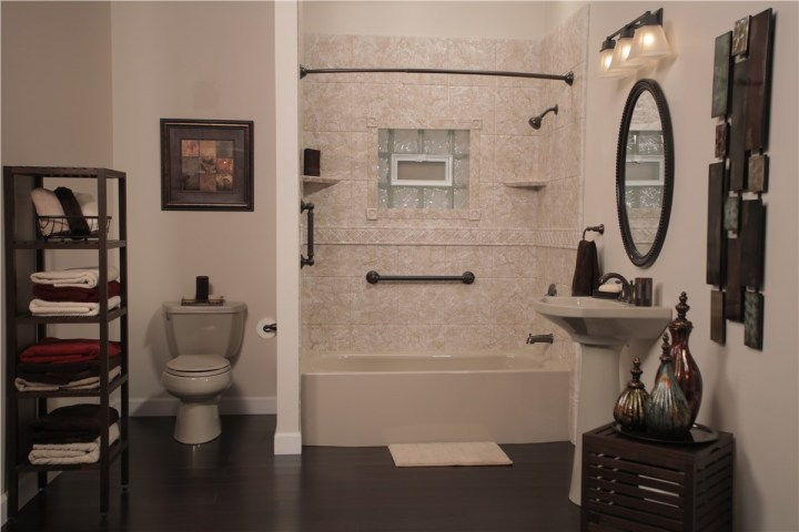 Bathroom Shower Remodels Pictures