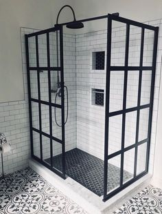 Gray Bathroom Tiles Design