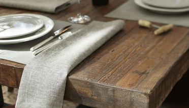 Reclaimed Wood Dining Chairs