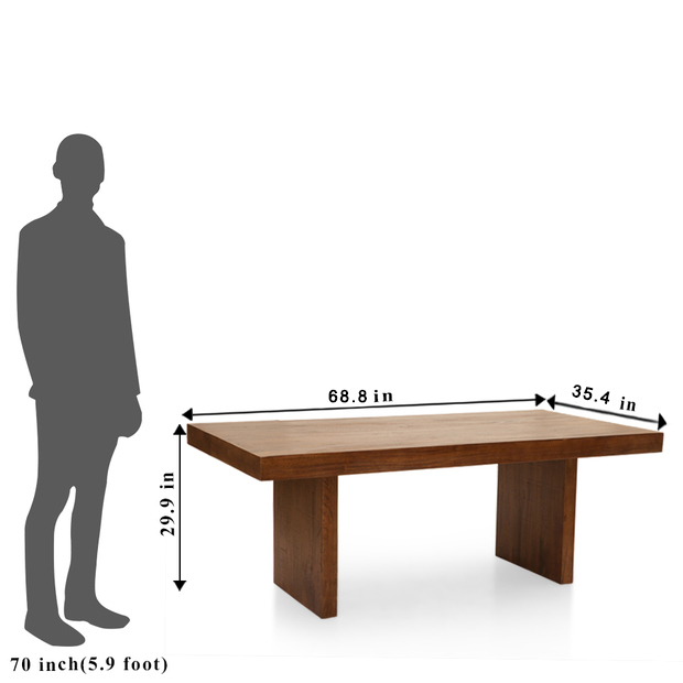 Dining Table Sizes For 6 Seater