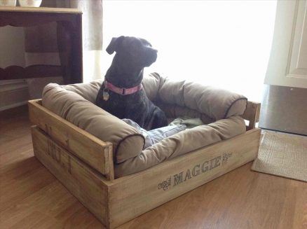Extra Large Plastic Dog Bed