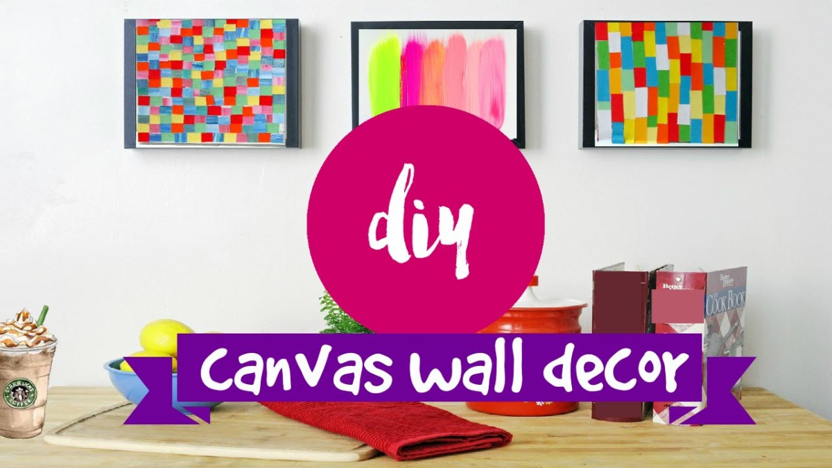 53+ DIY Ideas Cool Easy Paintings Canvas Wall