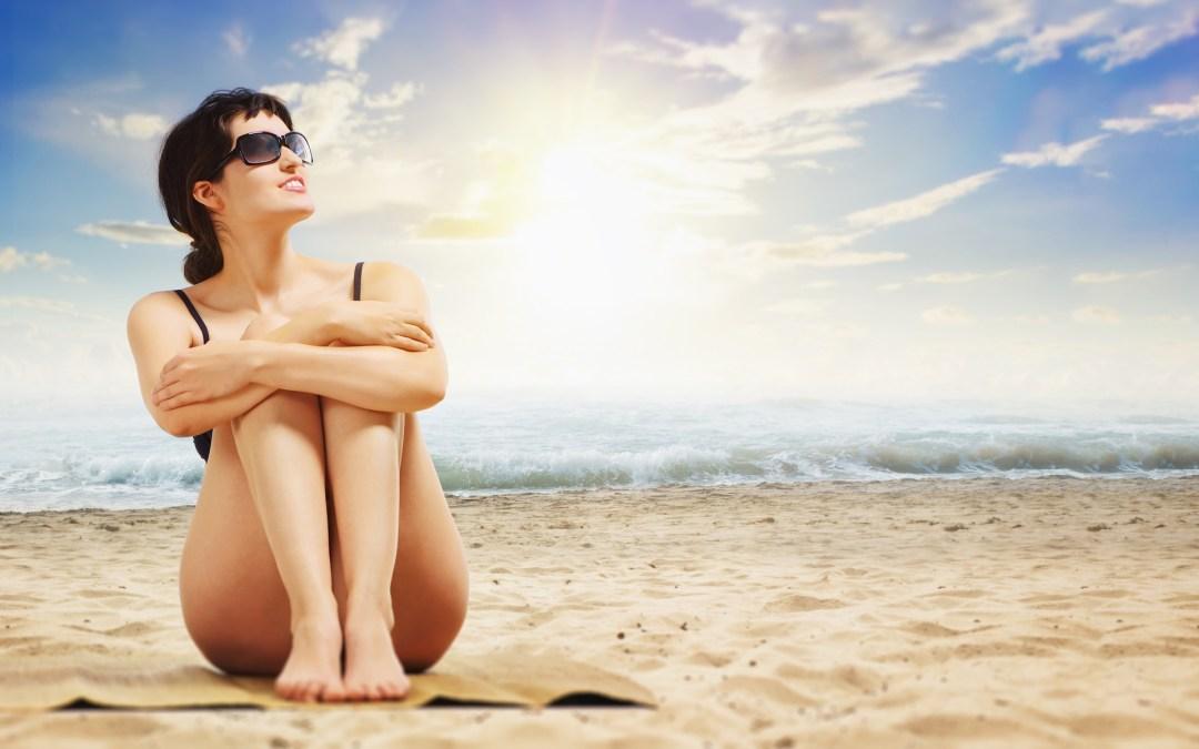 Efectos del sol en la piel: deshidratación