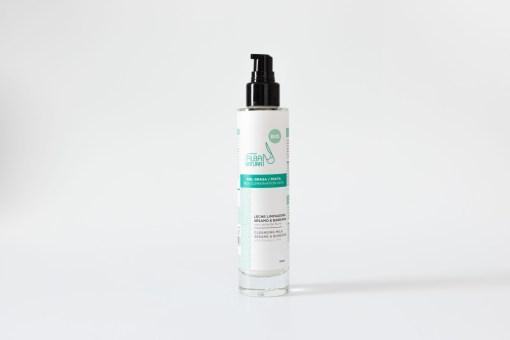 Leche limpiadora piel grasa