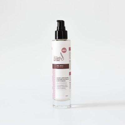 Leche limpiadora piel seca