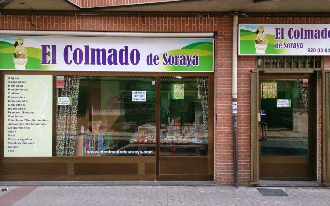 Tu tienda de productos naturales en Ávila