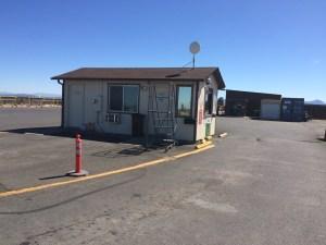 Negus Transfer station headquarters