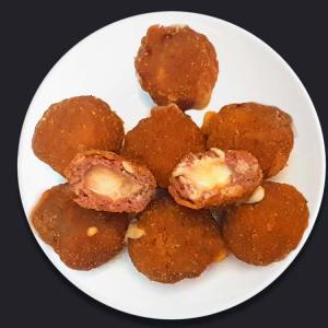 Kofta Bites W/Cheese 400g/ 8 Pcs