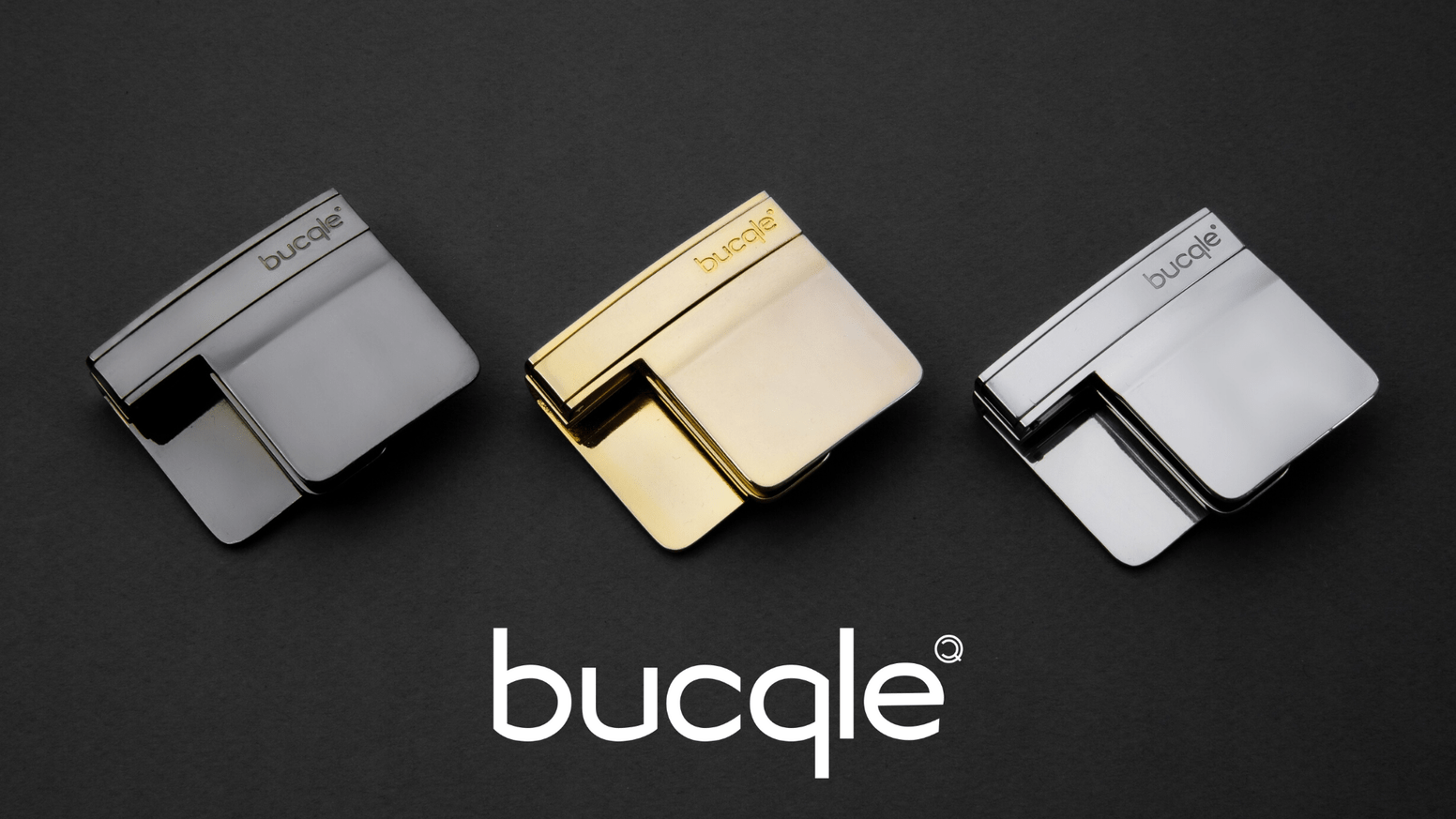 Bucqle | The Belt Redsigned