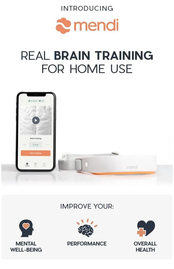 mendi brain training