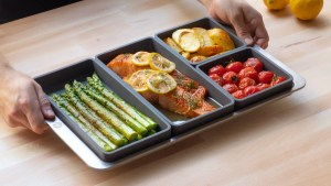 Cheat Sheets - Sheet Pan Cooking Reimagined