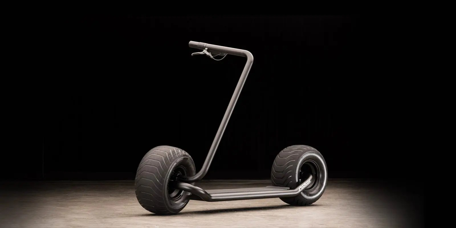 Stator | Fully Electric Self-Balancing Scooter