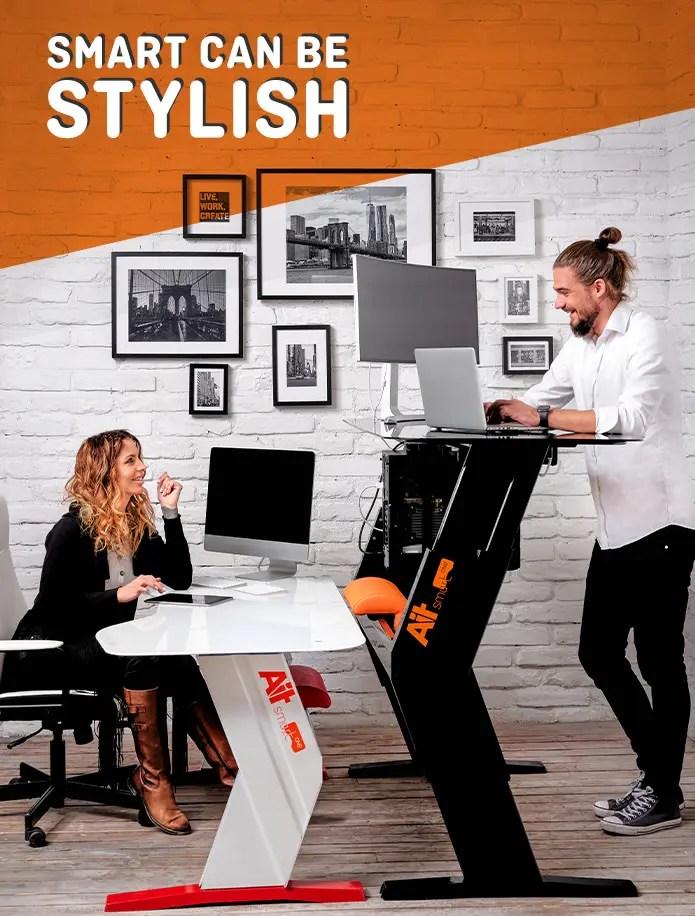 ait smart one desk