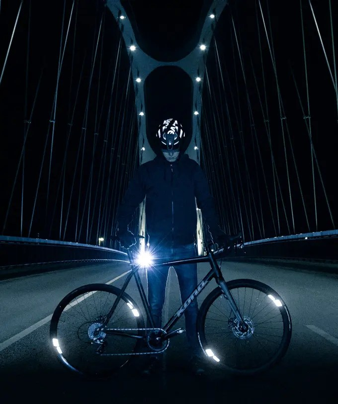 FLECTR 360 Omni | A Bike Reflector to Keep you Safe