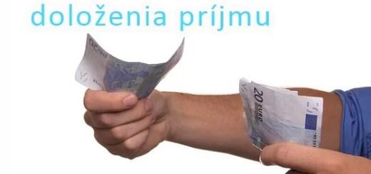 Nebankové pôžičky bez doloženia príjmu