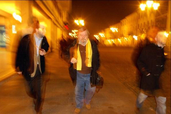 Gianni Mura nebbiagialla 2008