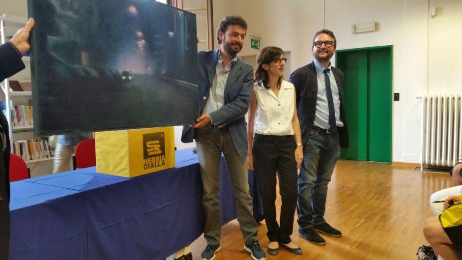Massimo Polidoro vince il Premio nebbiagialla 2015