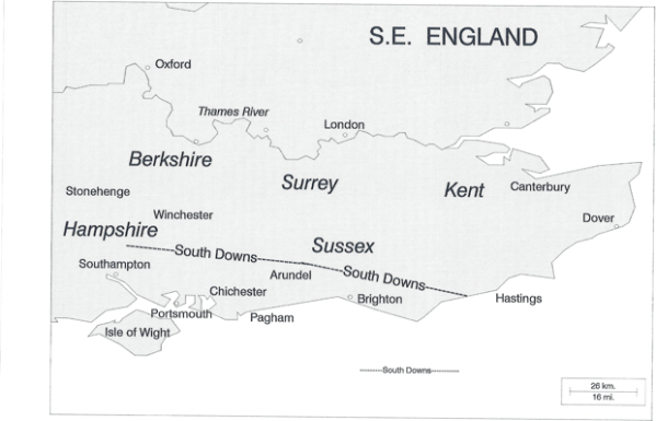 Our Bailey Heritage Part 2 1 A BRIEF HISTORY OF ENGLAND