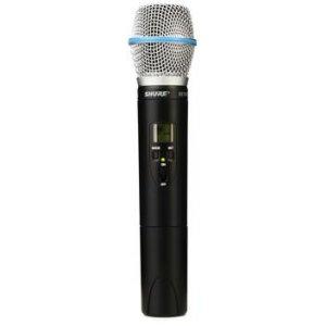 Mikrofon – Trådløs – Håndholdt – ULX – Shure Beta 87A ULX2-R4