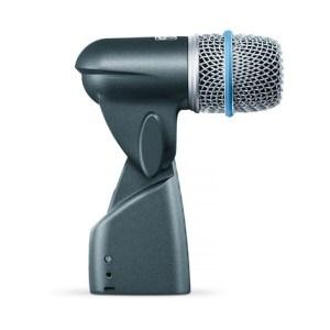 Mikrofon – Tromme – Shure beta 56 hi-hat