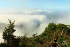 View along the way to Paasa Peak