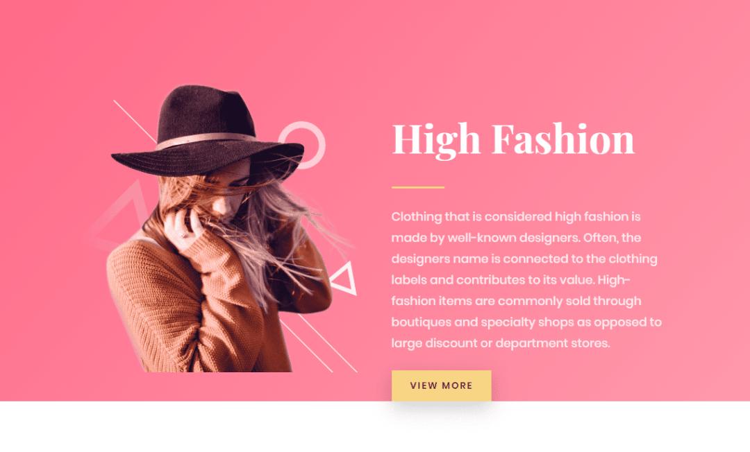Mercadile – High Fashion