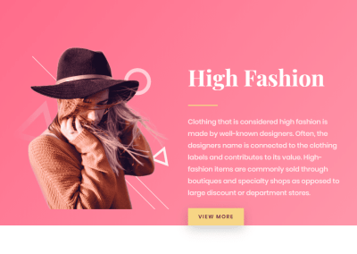Mercadile – High Fashion