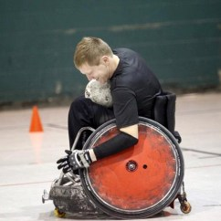 Wheelchair Quad Steelcase Task Chair Rugby Nebraska Adaptive Sports Offers Competition Community For Players