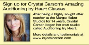 Audition by Heart
