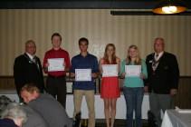 Scholastic Scholarship Winners