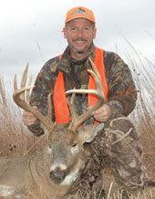 Trophy Whitetail Deer Hunting In Nebraska - 855-472-2875