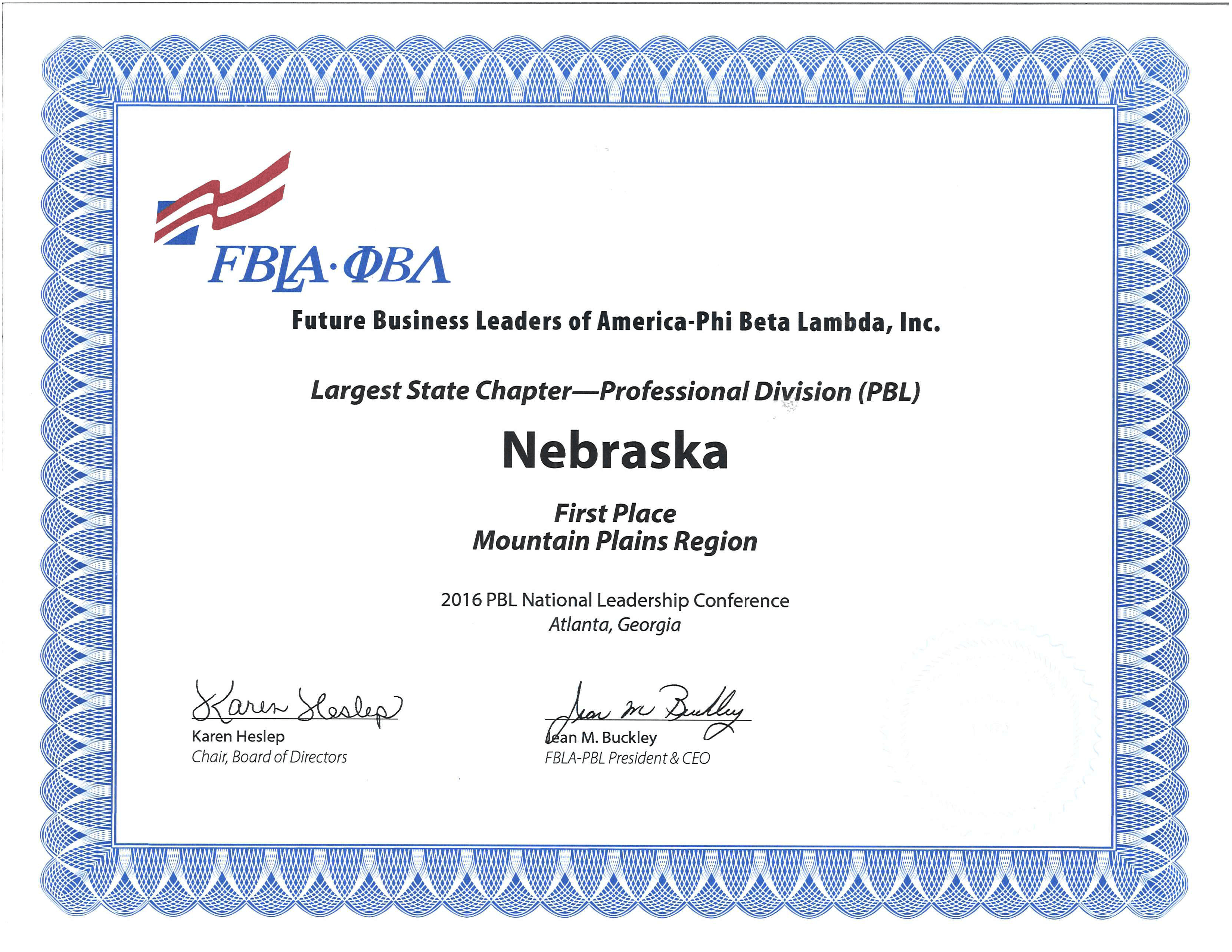 Rotated - 2016 Certificate