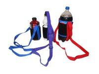 Water Bottle holder 1 size fits all Velcro closure Made in ...