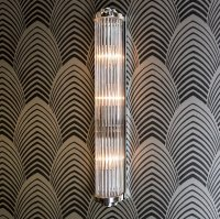 (850A) Gatsby Art Deco Wall Light (Large) | The Limehouse ...
