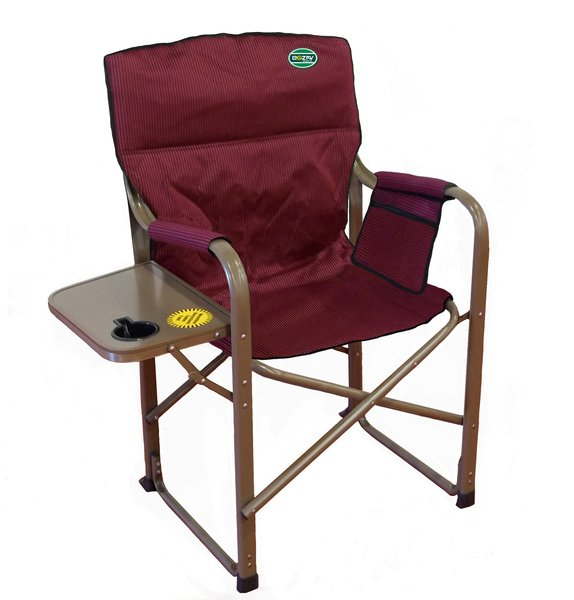 DIRECTORS CHAIR  PREMIUM HIGH BACK  EEZ RV PRODUCTS