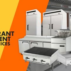 Kitchen Equipment Used Space Saving Radiators Restaurant Supply