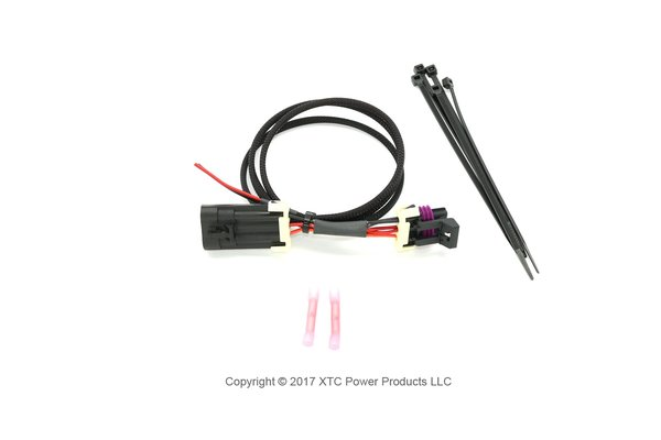 Can-Am Maverick Plug & Play™ Power Out For License Plate