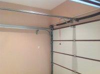 Sectional Electric Garage Door 8x8 Nut Brown | EASYGLIDE ...
