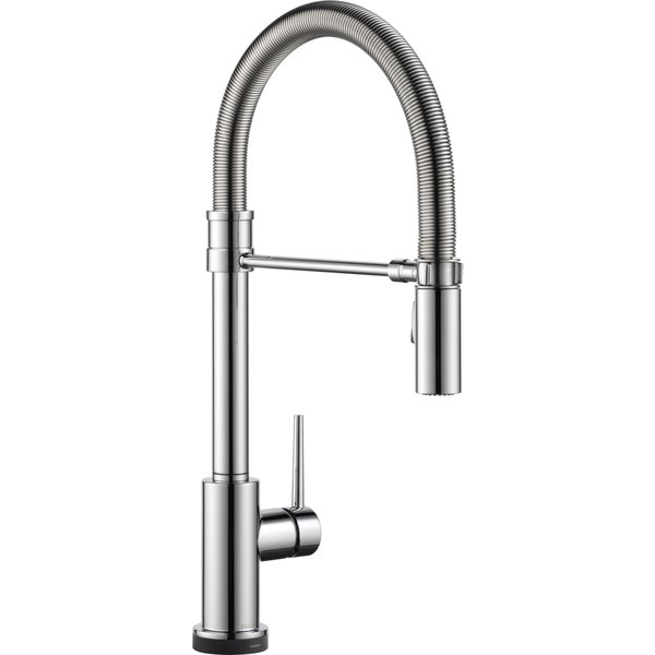 Delta Faucet 9659T-AR-DST Trinsic Pro Single Handle Pull