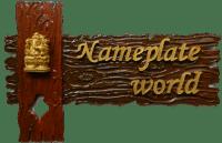door name plate online