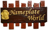 name plate designs online
