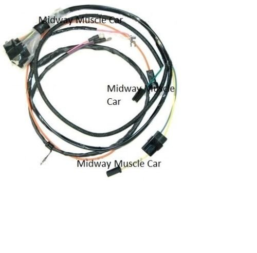 engine harness 65 Chevy Chevelle 283 327 Malibu SS 1965