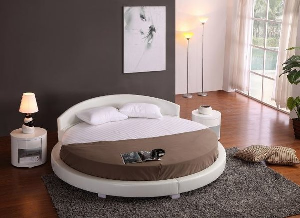 Round Bed Frames