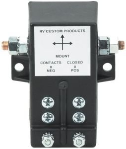 hvac wire diagram dvc6200 wiring rv custom battery disconnect latching relay rvc1002 | pdxrvwholesale