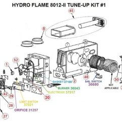 Holiday Rambler Wiring Diagram Yamaha Outboard Atwood Furnace Model 8012-ii Parts | Pdxrvwholesale