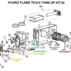 Atwood Hydro Flame Furnace Parts Diagram 2003 Nissan Altima Engine Model 7912-ii | Pdxrvwholesale