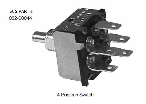 atwood furnace wiring diagram photosynthesis black and white indak 4 position blower switch 032-00044 | pdxrvwholesale