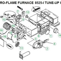 Atwood Furnace Wiring Diagram Dell Xps 8500 Motherboard 8525-i Parts | Pdxrvwholesale