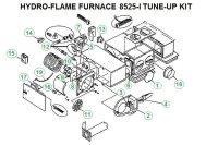 Atwood Furnace 8525-I Parts | pdxrvwholesale